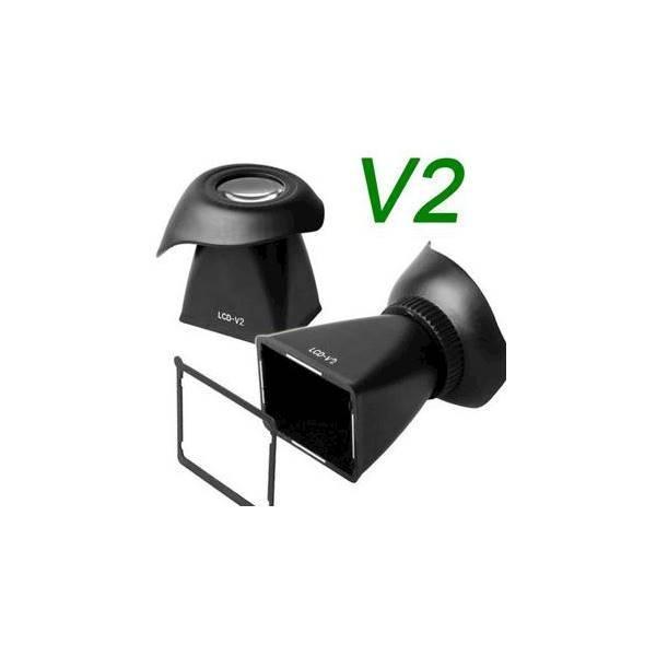 LCD VIEWFINDER TIPE V2 CANON 100D 550D 6D NIKON S1 V2 J2 J3 AW1 - ACC KAMERA