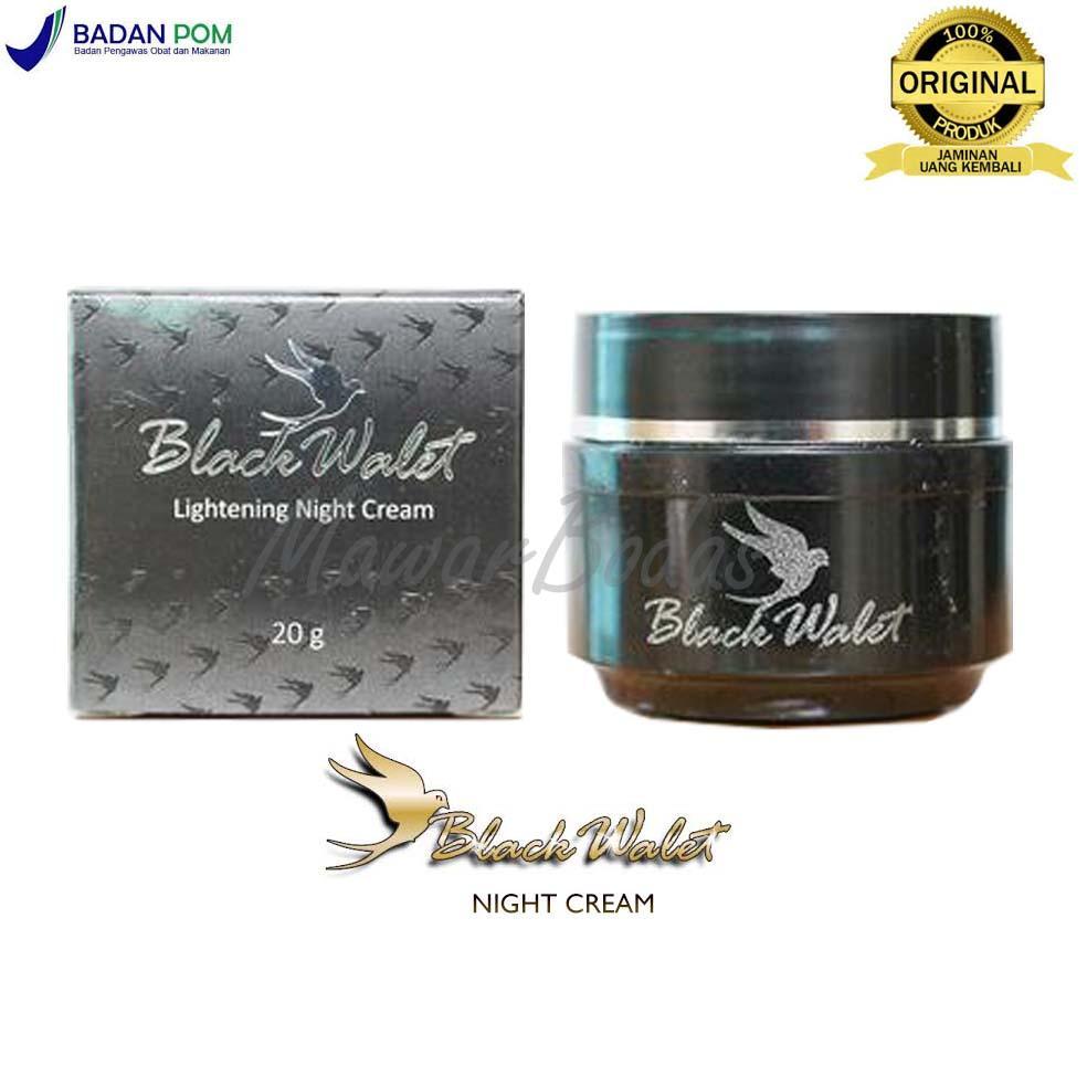 Kelebihan Aishaderm Lightening Night Cream Terkini Daftar Harga Wardah Day 20 Ml Black Walet 20gr