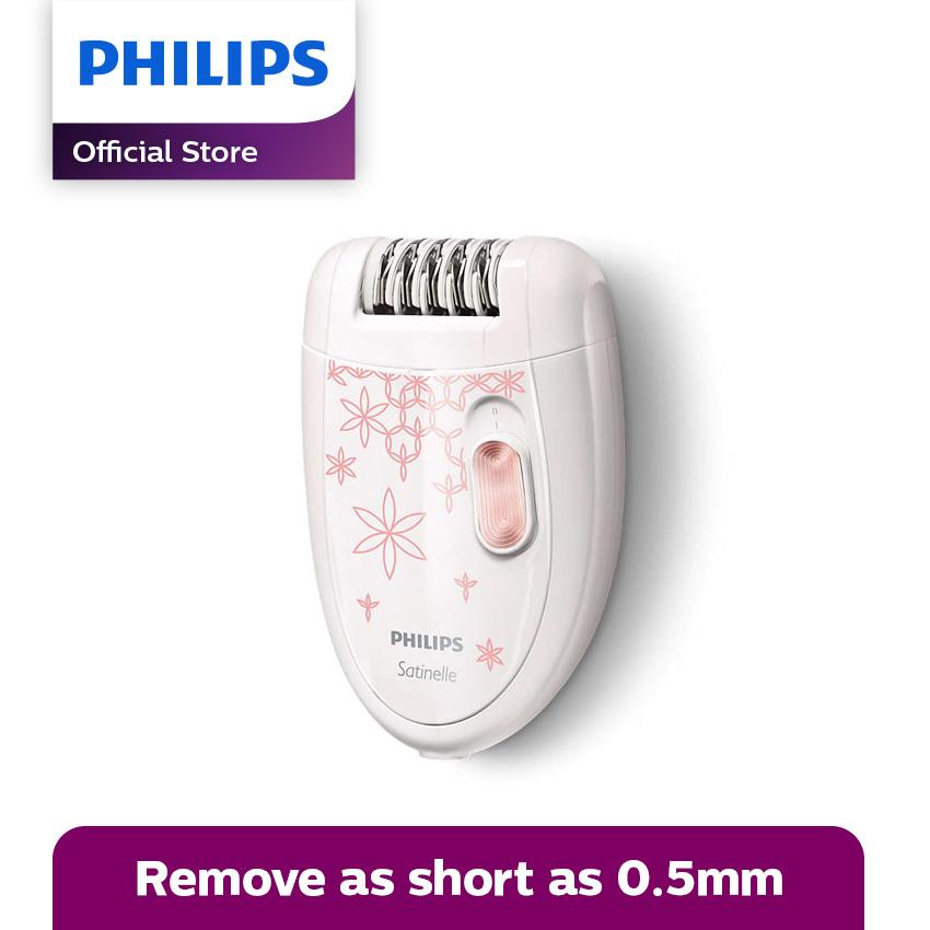 Philips Satinelle Epilator Legs HP6420/00 Pink