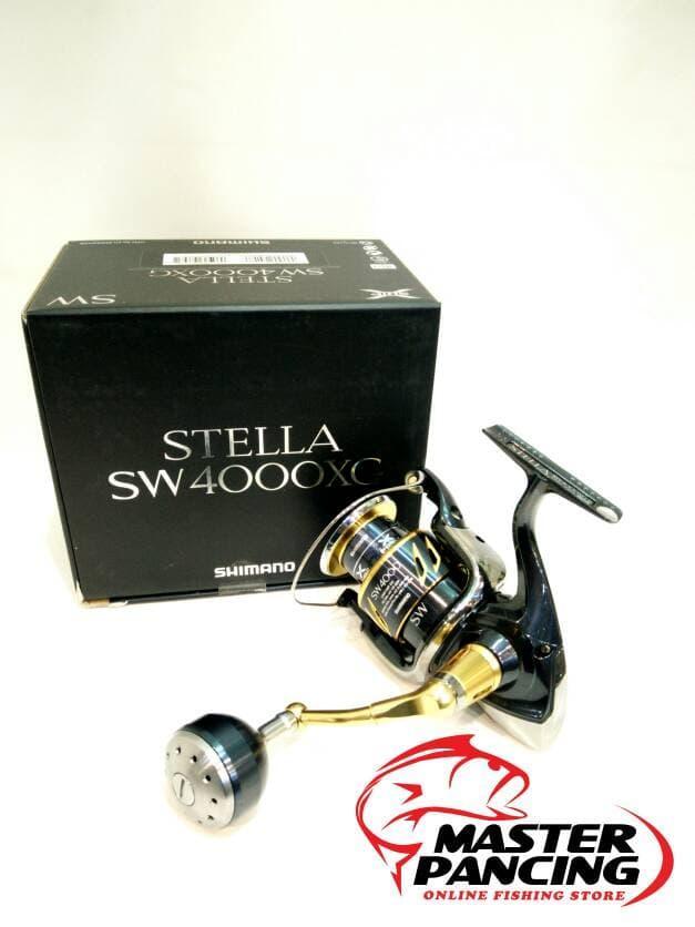 BEST SELLER!!! Shimano Stella SW4000XG - c4WNmT