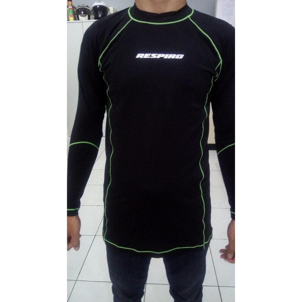 Buy Sell Cheapest Multi Fhw Respiro Best Quality Product Deals Sarung Tangan Combusto Base Layer Shirt Kaos Lapisan Dalam Fdefudf