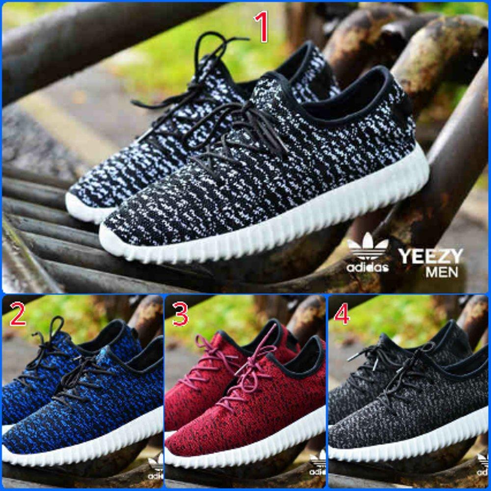 Promo Adidas YZY Men (Sepatu Santai, Sepatu Jalan, Sepatu Sekolah, Sepatu Joging, Sepatu Kulit, Sneaker, Slip On, Olahraga, Sepatu Kerja, Pria, Wanita, Anak)  Diskon