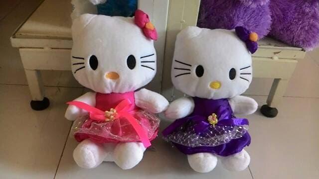 BEST SELLER!!! boneka hello kitty gaun - sGpRO3