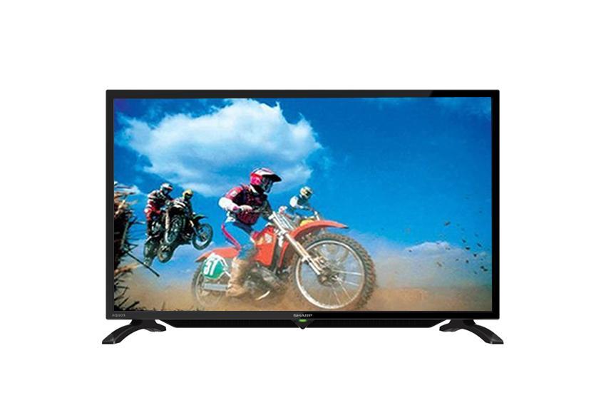 LED TV Sharp 32 Inch LC-32LE180I / 32LE180 AQUOS HD Ready - Hitam