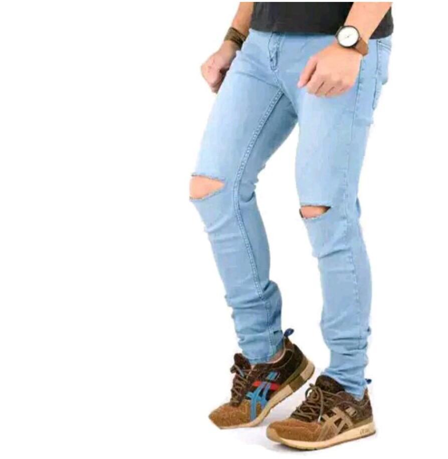 Threesixty Celana Jeans Pendek Bluedark Daftar Harga Terbaru Emba Fm316 Pria Warna Hs Medium Biru 33 Ripped Slimfit Bioblits
