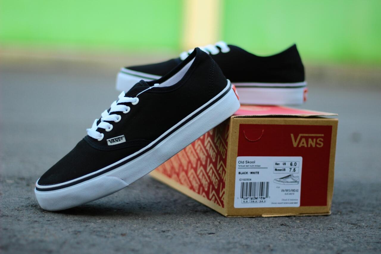 Sepatu Skate Casual Pria Vans Authentic Era 59 3933b94a5a