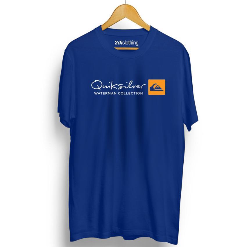 Tshirt - Kaos Distro Quiksilver Unisex Premium Quality