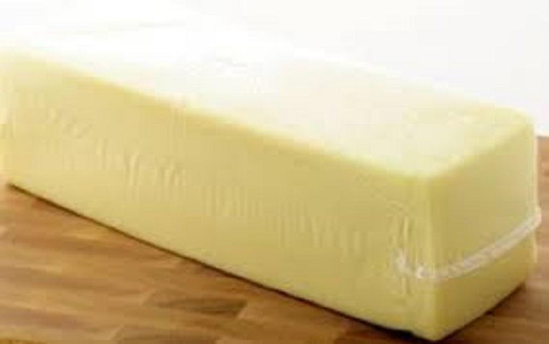 Keju Mozzarella Block 2.5 kg + Sertifikat Halal + Product Info
