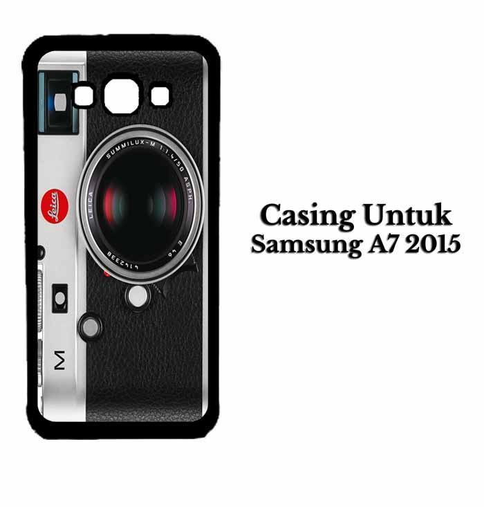 Casing SAMSUNG A7 2015 camera leica m 240 Hardcase Custom Case Se7enstores