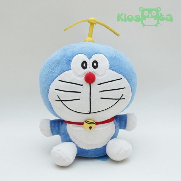 Boneka Doraemon Baling Baling Bambu Stand By Me Original