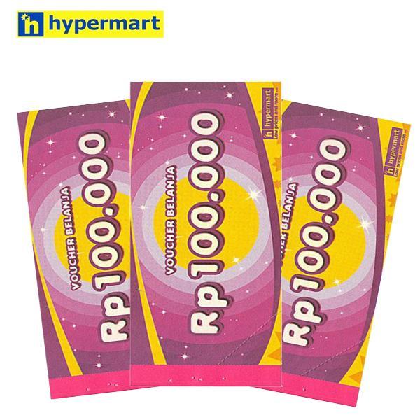 [VOUCHER] Hypermart 200.000