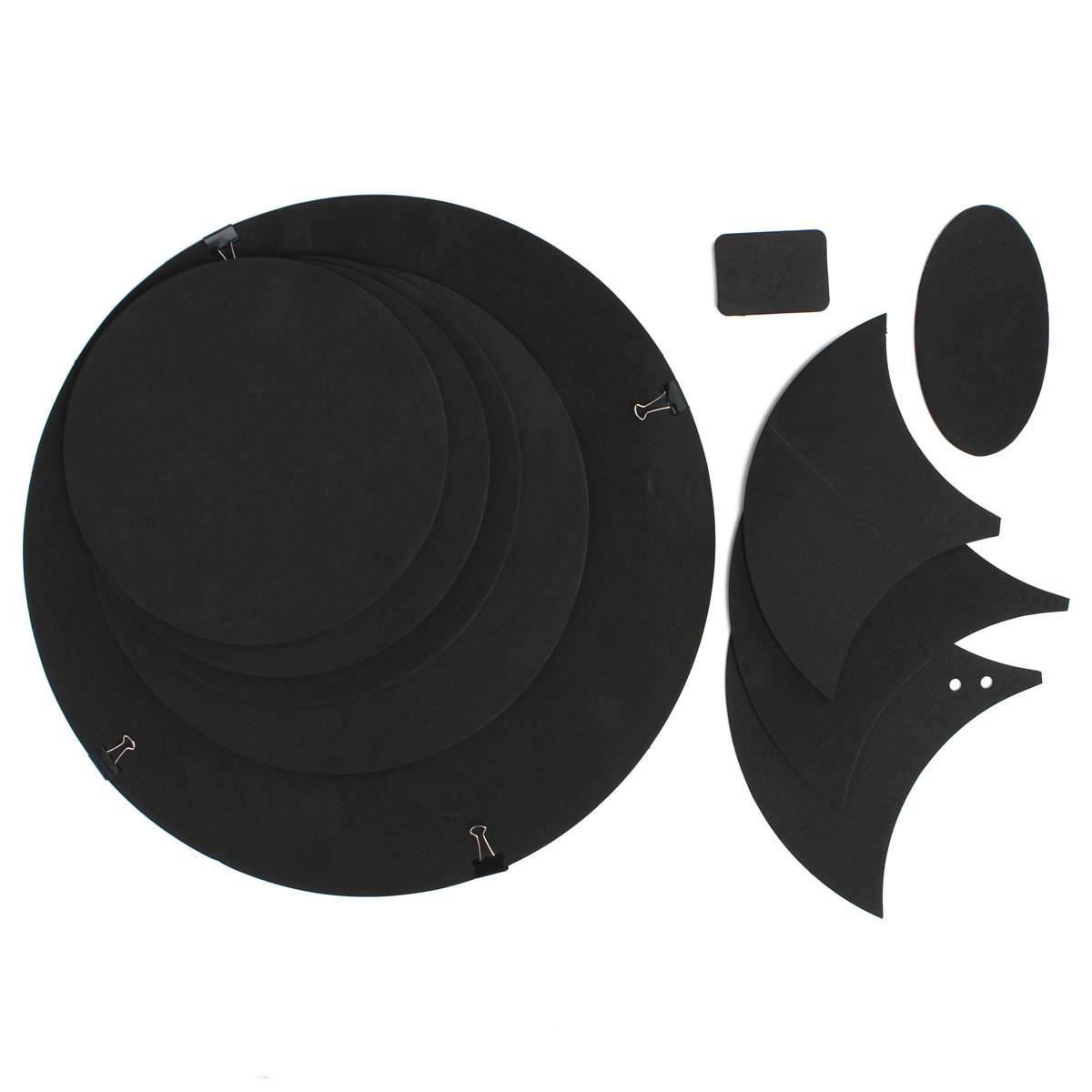 Bunyi Terompet Langsung Bisu Sourdine Aluminium Paduan Perak Source · 10 Buah Snare Drum Bass Soundoff Diam Bisu Peredam Suara Drum