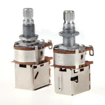 Discount 100w 100 Ohm Ceramic Wirewound Potentiometer Rotary Source · A500K B500K Push Pull Control Pot