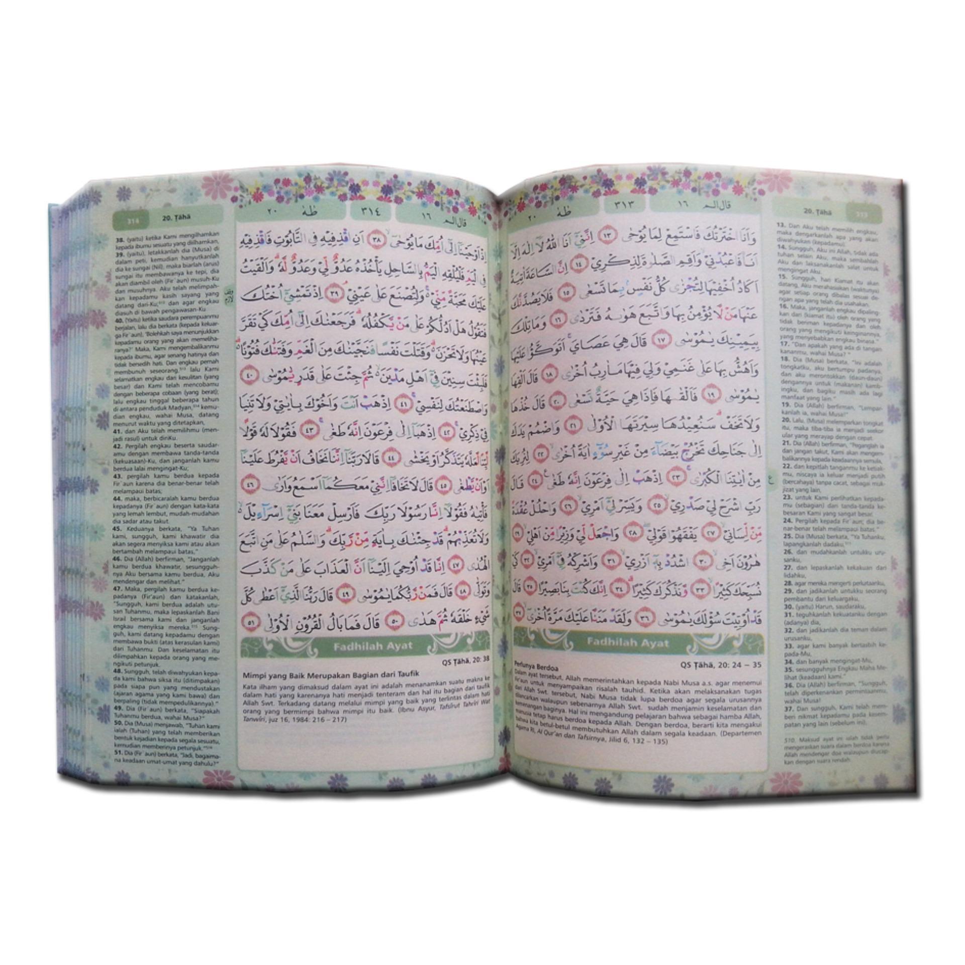 Al-Quran Yasmina B6 Jaket .