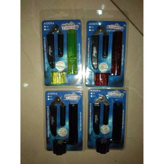 alice peg string winder & cutter set / pemutar dryer &pemotong senar