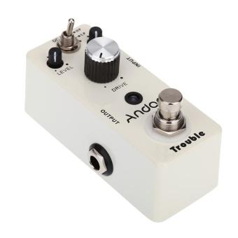 Andoer TC-16 Overdrive Guitar Effect Pedal True Bypass ^ - intl - 2