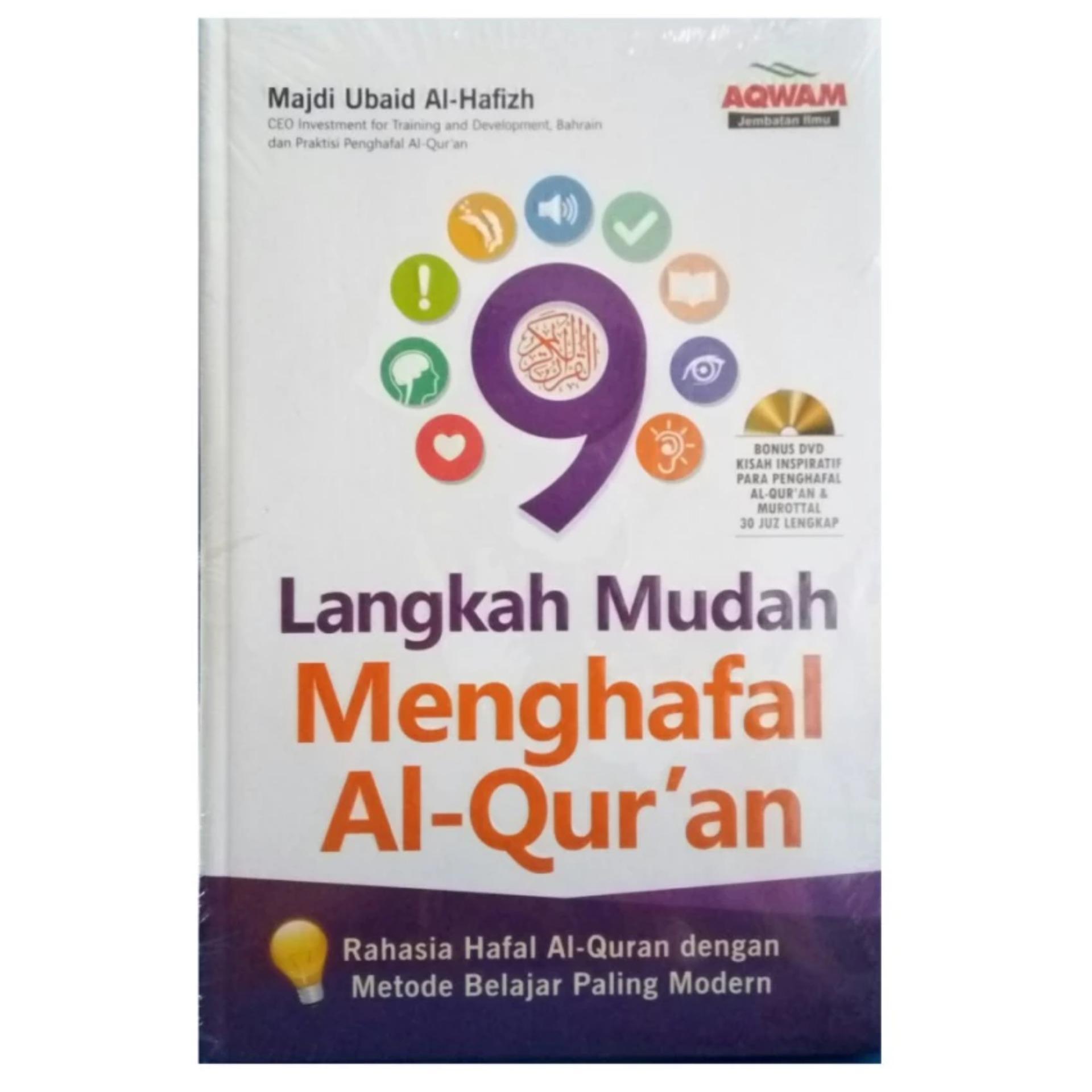 Aqwam - 9 Langkah Mudah Menghafal Al Quran