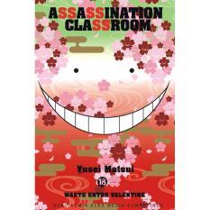 Assassination Classroom 18