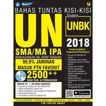 Bahas Tuntas Kisi-Kisi UN SMA IPA 2018 ...