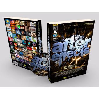Buku & DVD Video Tutorial Adobe After Effects CS6 CC Indonesia