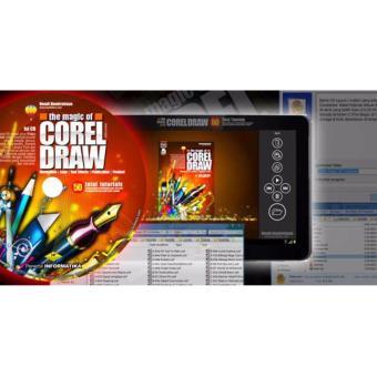 Buku Coreldraw X3 X4 X5 X6 Bahasa Indonesia Bonus CD Video Tutorial - 3