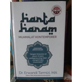 BUKU HARTA HARAM MUAMALAT KONTEMPORER-ERWANDI TARMIZI