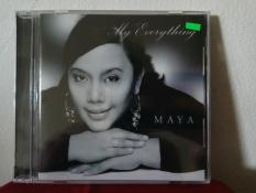 CD Musik Maya Album My Everything