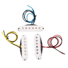 Cenita-Set of Electric Guitar Alnico Single Coil Pickup Neck+Middle+Bridge Part Access - intl