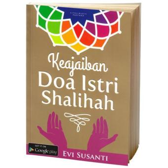 Citra Media Pustaka - Keajaiban Doa Istri Shalihah - Warna Emas