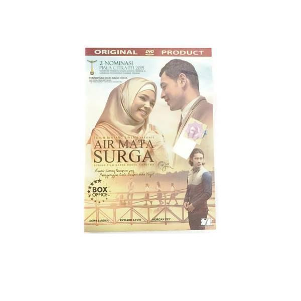 Dvd Original Air Mata Surga