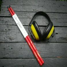 Ear Muff Drum Noise Isolation Bonus Stick Drum STIRDE STORE