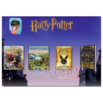 Fantastic Beasts and Where to Find Them: The Original Screenplay(From the World of Harry Potter) | Buku Novel Import Bahasa Inggris - 4