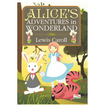 Harga Alice's Adventure In Wonderland - Lewis Caroll