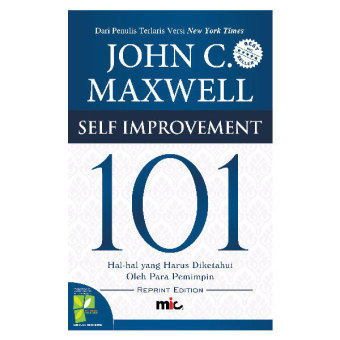 Harga MIC Publishing Buku Self Improvement 101 - John C. Maxwell