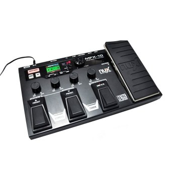 Harga NUX MFX-10 Multi-Effects Processor Guitar Pedal