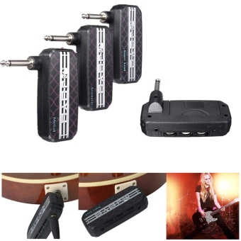 Harga JOYO JA-03 Mini Acoustic / Electric Amplifier Guitar Headphone Jack Amplug 3.5mm