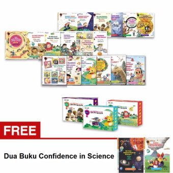 Harga MDS Paket Home Library - Confidence in Science