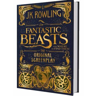 Harga Fantastic Beasts and Where to Find Them: The Original Screenplay (From the World of Harry Potter) | Buku Novel Import Bahasa Inggris
