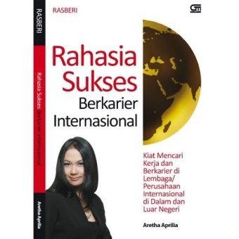Aprilia Buku Rahasia Sukses Berkarir Internasional