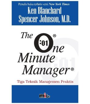 Harga MIC Publishing Buku The One Minute Manager - Ken Blanchard