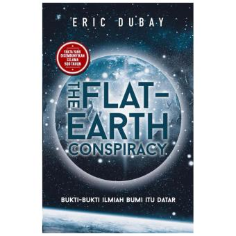 Harga Hutamedia THE FLAT EARTH CONSPIRACY Bumi Media