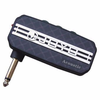 joyo amplifier gitar sound effect acoustic – ja-03 – black