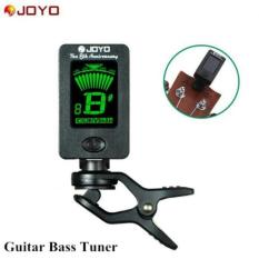 Joyo Digital Tuner Alat Stem Gitar Akustik Elektrik Bass Biola