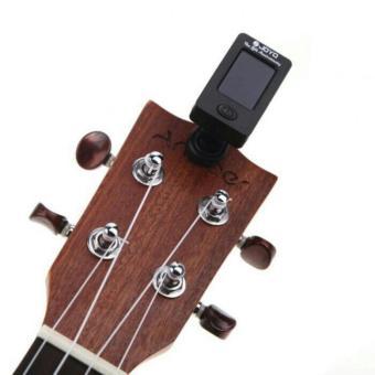 Capitol 4 Gitar Akustik Elektrik Source Jetting Buy Hitam Datar Kunci Perubahan Cepat .