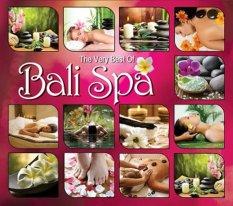 Maharani Record - The Very Best Of Bali Spa - Music CD