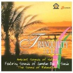 Maharani Record - Tranquility in Bali - Music CD