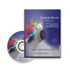 Meditasi Cakra Meningkatkan Kreativitas - G01