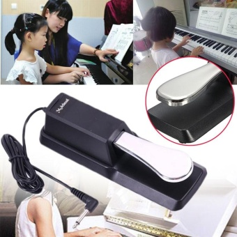 Musical Instruments Electronic Organ Piano Sostenuto Pedal Sustain Foot - intl