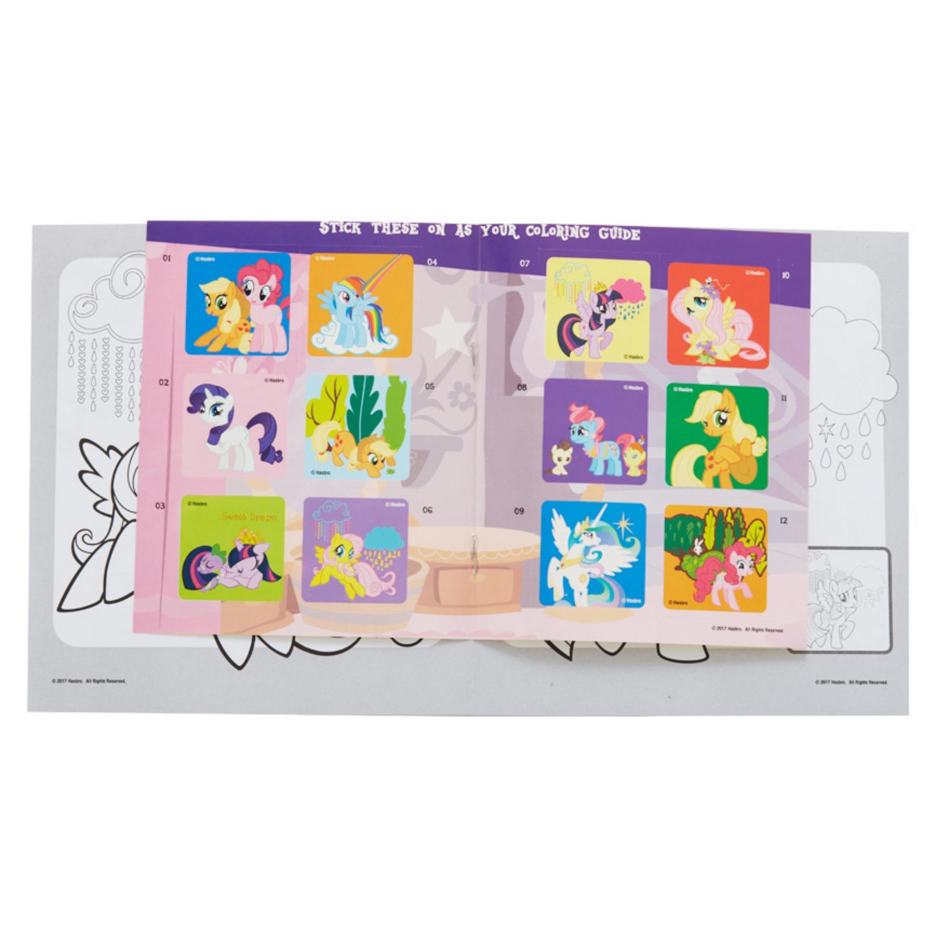 My Little Pony Coloring Book S Cutie Crazel