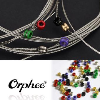 Orphee RX19 6 buah gitar elektrik string yang ditetapkan (0,011 -,